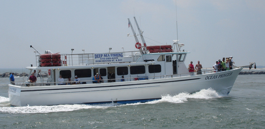Ocean Princess Headboat Fishing